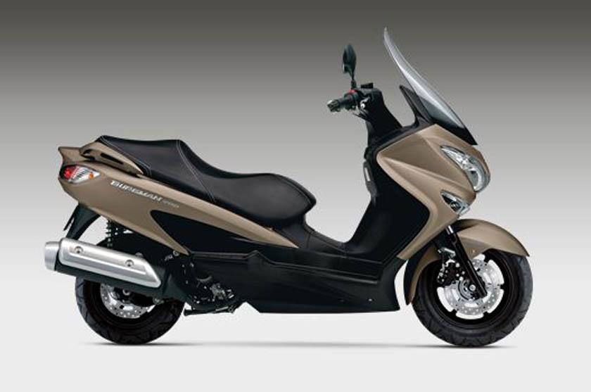2017 Suzuki Burgman 200 Review Specification Price - Bikes Catalog