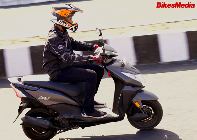 Honda Dio 2017 First Ride Review » BikesMediain