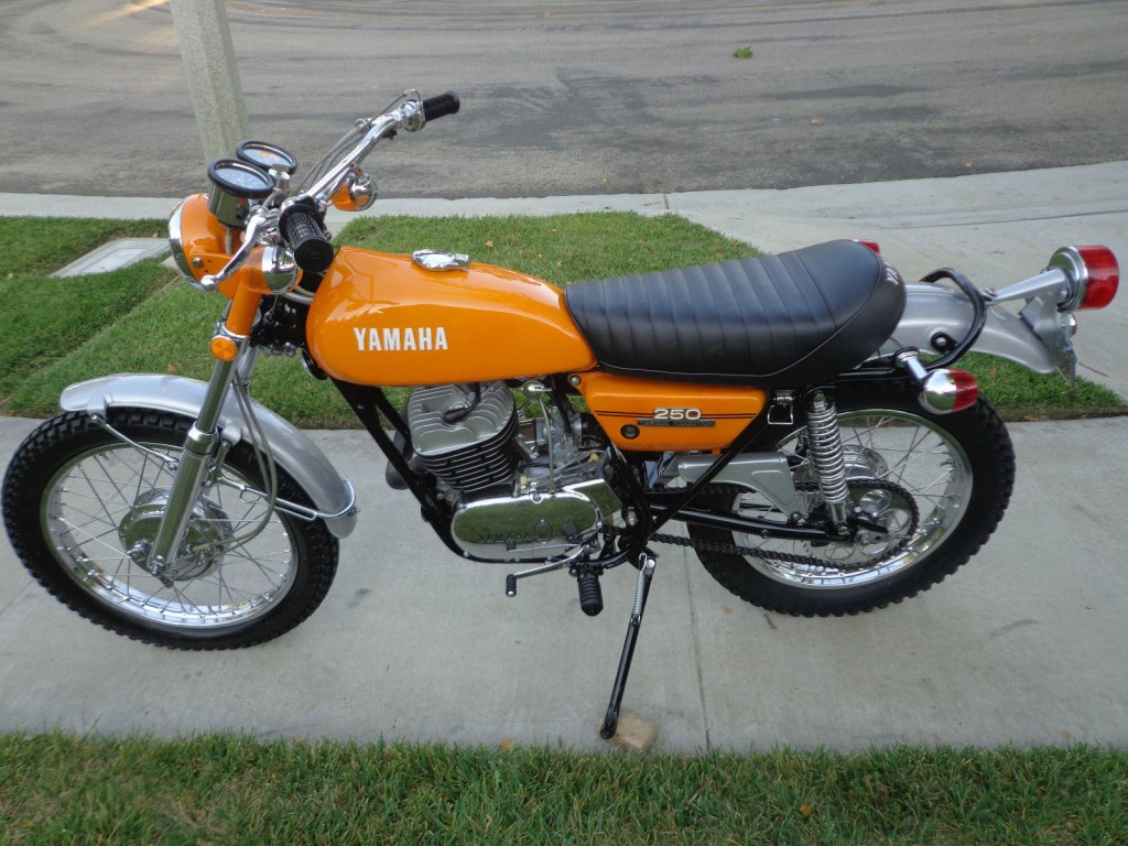 Yamaha 125 Enduro Engine Diagram Auto Electrical Wiring Dt 1975 Get Free Image
