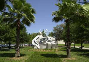 USF Public Art Walking Tour @ USF Contemporary Art Museum | Tampa | Florida | United States