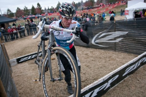 Jeremy Powers will attempt to defend his title as the winner of the Pro CX standings. (Photo by Wil Matthews)