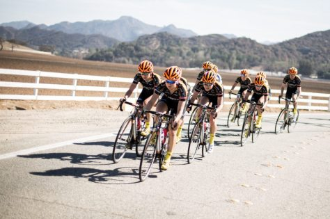 2014 Optum Pro Cycling Training Camp | February 16th, 2014 | C. Sam Wiebe