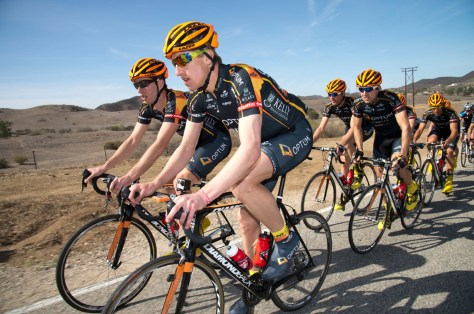 Optum Pro Cycling Training Camp, Feb. 2014
