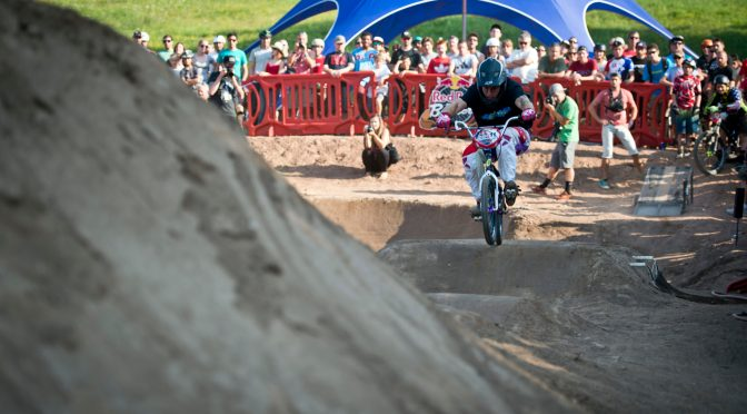First ever Red Bull Berm Burners Champion crowned at Windham