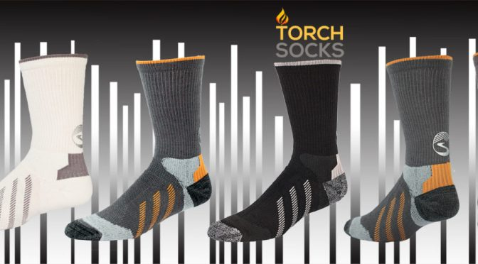 Showers Pass introduces new Torch socks