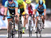 Cycling: Road World Championships 2015 / Women JuniorsRichmond - Richmond (64.9Km)/ Women Juniors / Femmes Vrouwen / Championat du Monde Route / Wereldkampioenschap Weg WC /©Tim De Waele