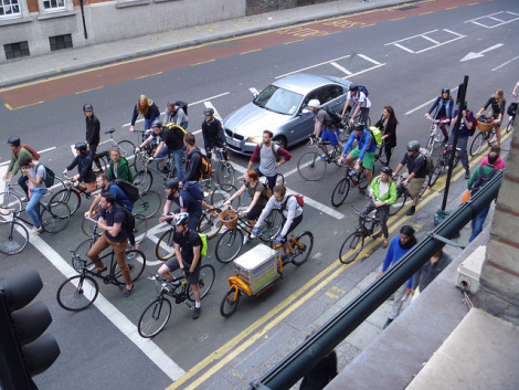 Image Credit: London Cycling Campaign