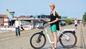 copenhagen bike sharing network