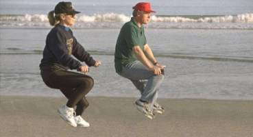 invisiblebicycles10-Hiliary-and-Bill-Clinton-invisible-bicycles-on-the-surf