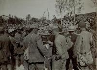 Italienische Kriegsgefangene | K.u.k. Kriegspressequartier ...