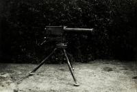 Erobertes italienisches Maschinengewehr. | K.u.k ...
