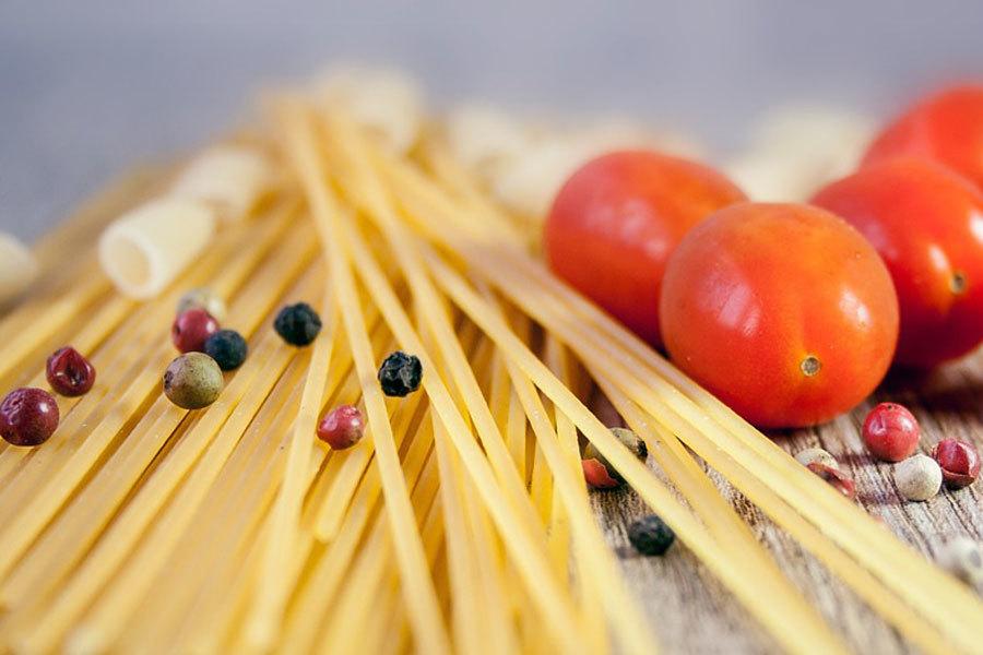 Italien -Pasta