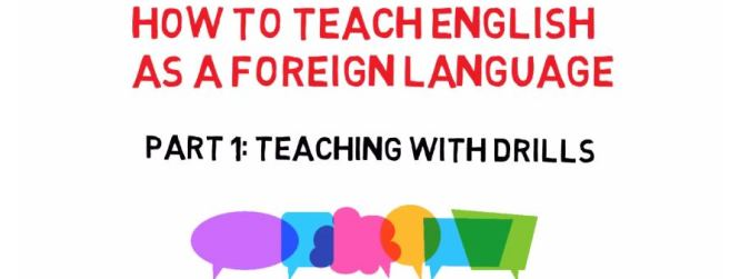 How to teach TEFL, ESL, EFL