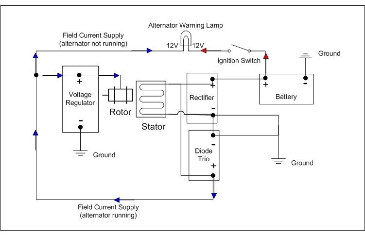 83 Toyota Voltage Regulator Wiring Online Wiring Diagram