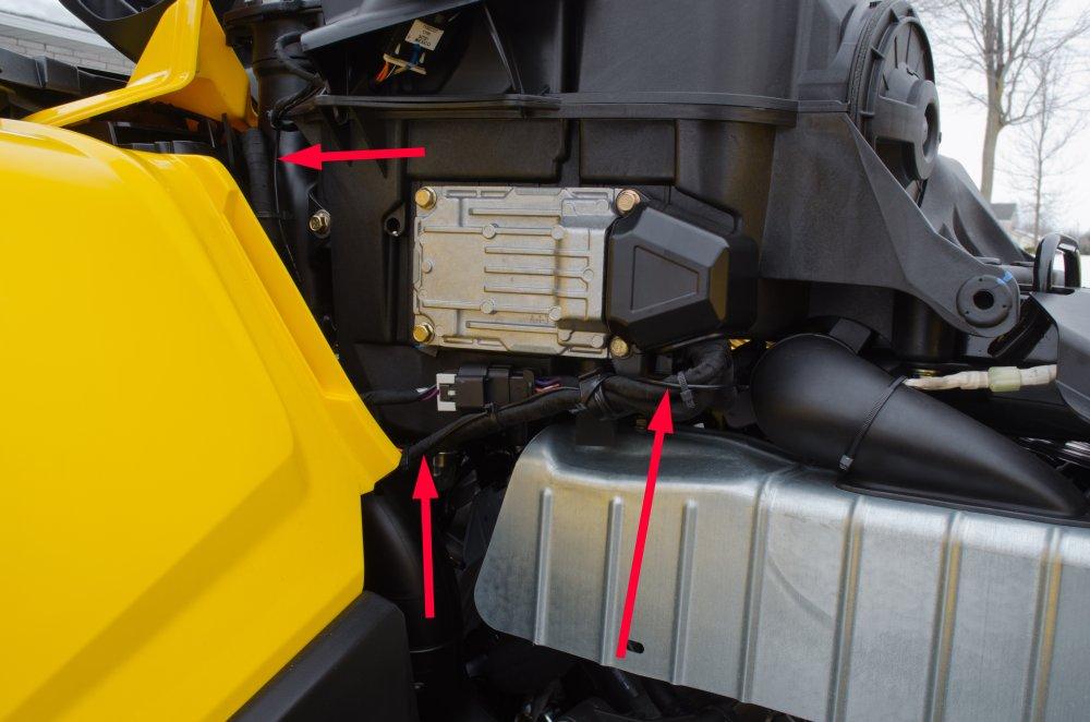 BillaVista - Can-Am Accessory Fuse Box ATV Tech Article by