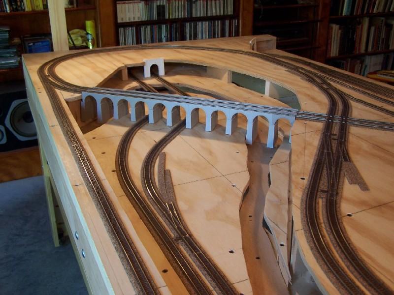 atlas track wiring