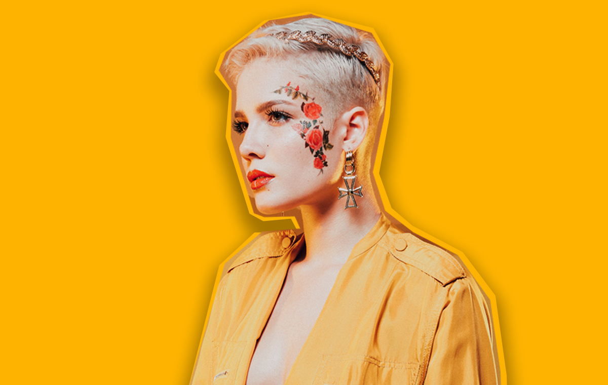 Autumn Leaves Falling Hd Wallpaper 7 Halsey Lyrics That Are Beautifully Painful Billboard