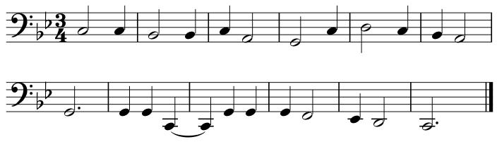 Passacaglia Bass