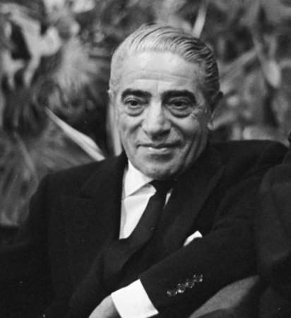 24 Seductive Aristotle Onassis Quotes on Business Success