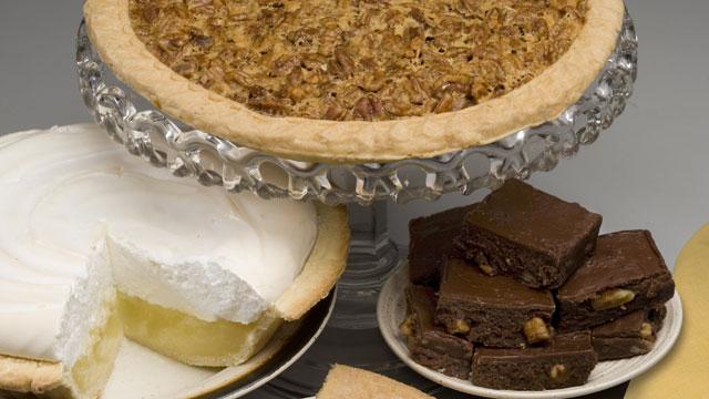 Baked Goods from Bill Miller BBQ Restaurant Bakery