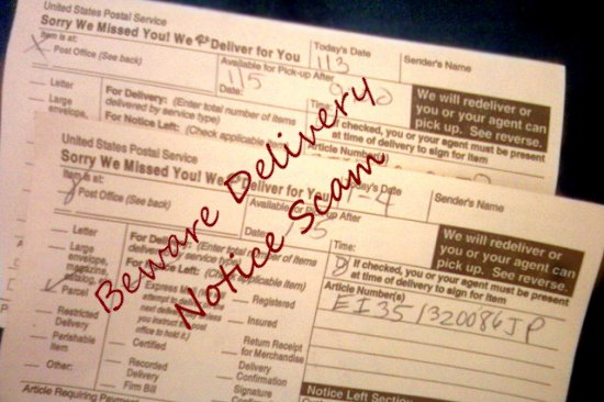 North Carolina Scam Alert Fake Delivery Notice Is Launching Point
