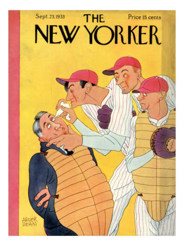 abner-dean-the-new-yorker-cover-september-23-1933