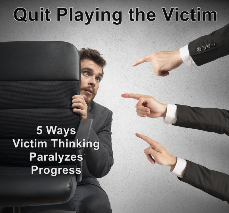 Victim Thinking
