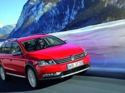 Se alle de nye billeder af Volkswagen Passat Alltrack lige her på bilsektionen.dk!
