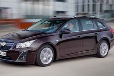 Ny Chevrolet Cruze Stationcar for 199.900 kr.