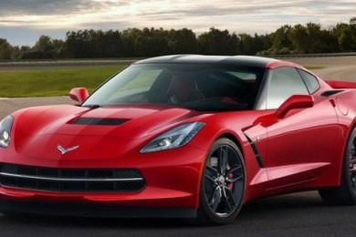 Corvette når 100 på under fire sek.