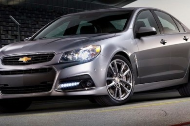 Chevrolet SS nyhed