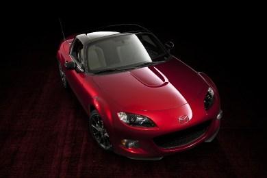 Mazda MX-5 25th