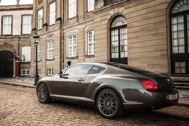 Bentley Continental GT Speed brugttest