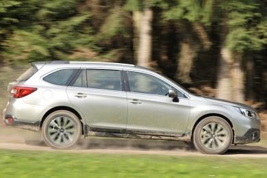 Subaru Outback - Klik og læs mere