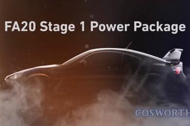 Toyota GT86 og Subaru BRZ Cosworth tuning