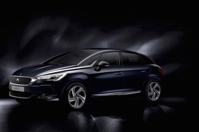 Citroën DS5 facelift - Klik og læs mere