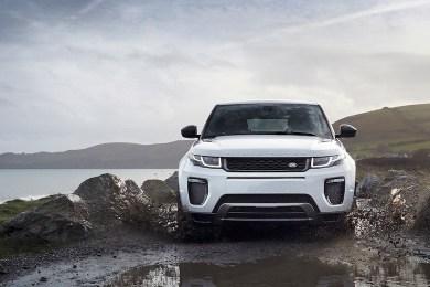 Range Rover Evoque facelift - Klik og læs mere