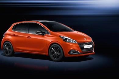 Peugeot 208 facelift - Klik og læs mere