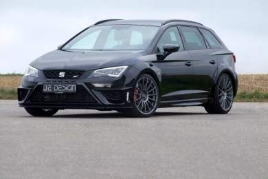 Seat Leon Cupra med 350 hk