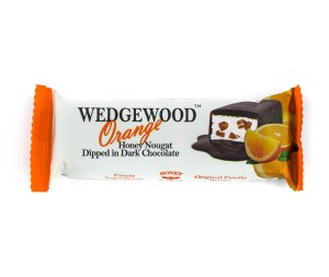 Wedgewood Orange Honey Nougat