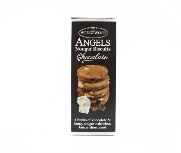 Nougat Biscuits – Chocolate- 150g