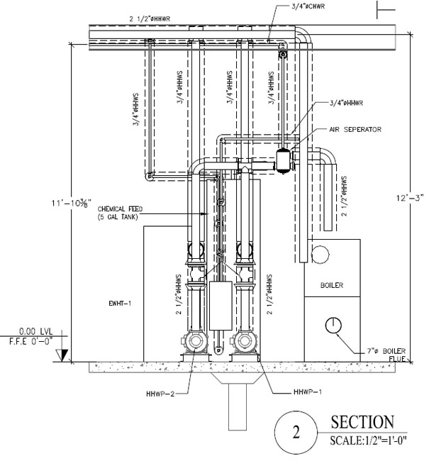 HVAC Shop Drawings Bimhvac