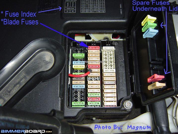 X5 Fuse Box - Wiring Diagram Write