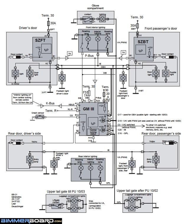 Bmw Door Lock Actuator Wiring Diagram - Wiring Diagram \u2022
