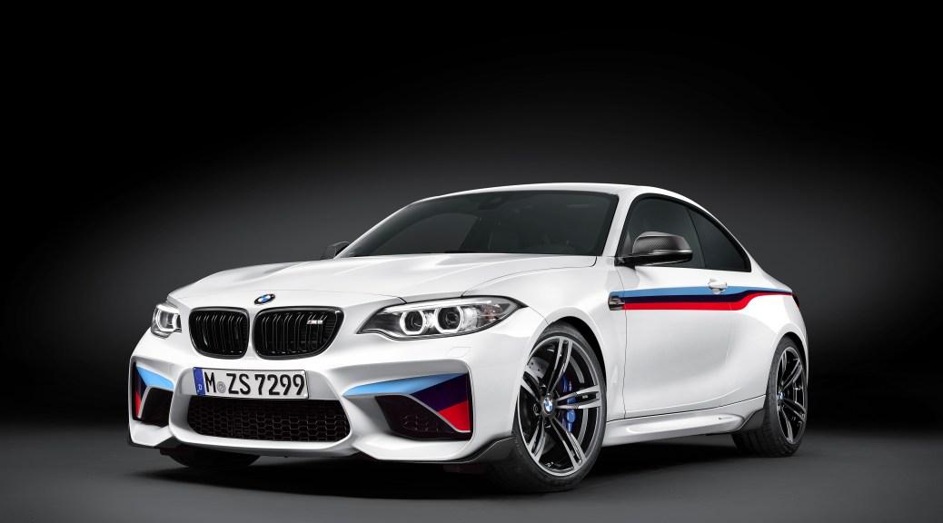 BMW M2 Performance Parts