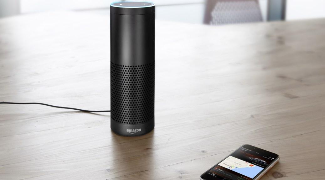 Amazon Alexa BMW Connected