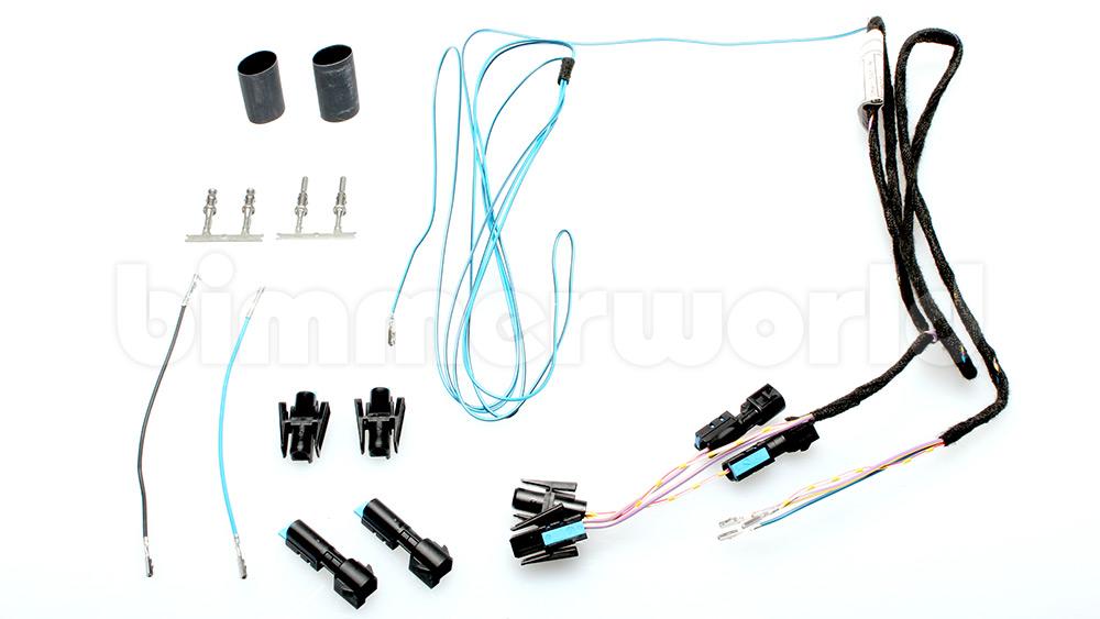 Genuine BMW Retrofit Wiring Set - Cruise Control - E46 - 61120016012
