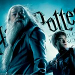 Harry Potter and the Half Blood Prince. Dumbledore and Harry
