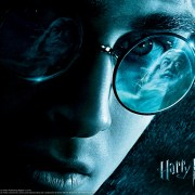Harry Potter and the Half Blood Prince. Harry and Dumbledore
