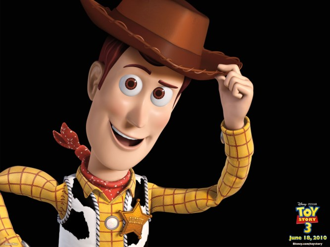 Toy Story 3 Woody the cowboy